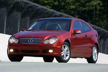Used 2003 Mercedes-Benz C240 4MATIC