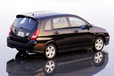 Used 2003 Suzuki Aerio SX
