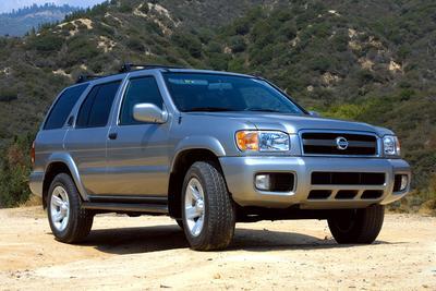 Used 2003 Nissan Pathfinder LE