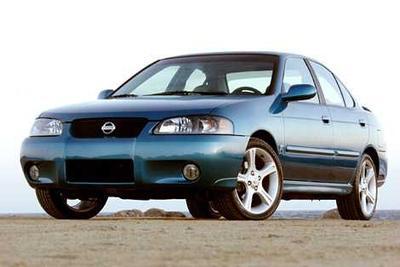Used 2003 Nissan Sentra SE-R Spec V