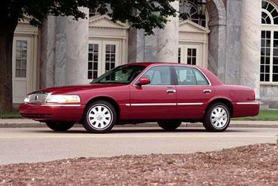 Used 2003 Mercury Grand Marquis LS Premium