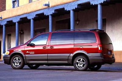 Used 2003 Pontiac Montana Sport