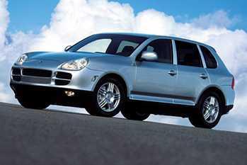 Used 2003 Porsche Cayenne S