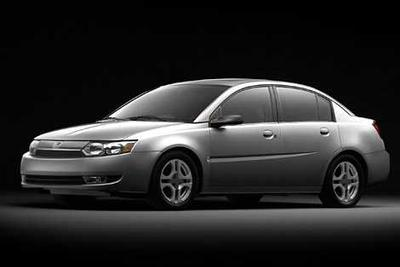 Used 2003 Saturn Ion ION 3