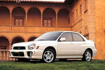 Used 2003 Subaru Impreza WRX