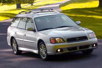 Used 2003 Subaru Legacy Outback H6 L.L. Bean Edition