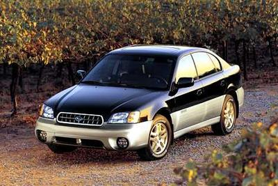 Used 2003 Subaru Outback Limited