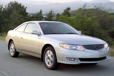 Used 2003 Toyota Camry Solara SLE