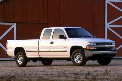 Used 2002 Chevrolet Silverado 1500 Base