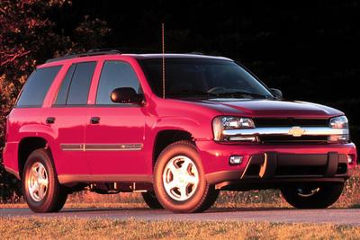 Used 2002 Chevrolet TrailBlazer LT