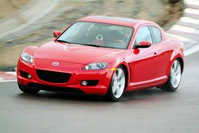 Used 2004 Mazda RX-8 Base