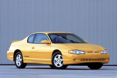 Used 2002 Chevrolet Monte Carlo SS