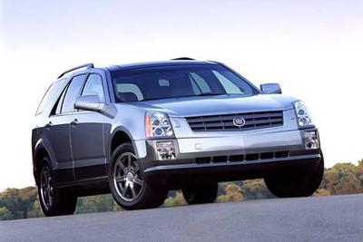 Used 2004 Cadillac SRX V8