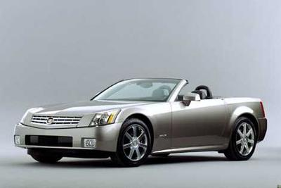 Used 2004 Cadillac XLR Base