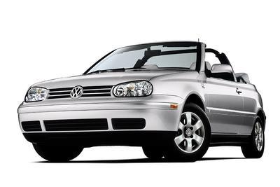 Used 2002 Volkswagen Cabrio GLX