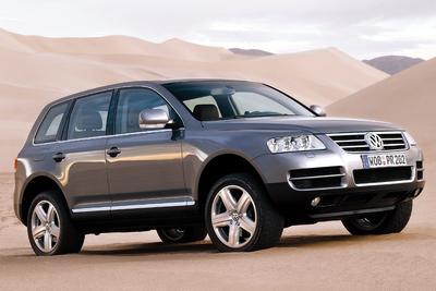 Used 2004 Volkswagen Touareg V6