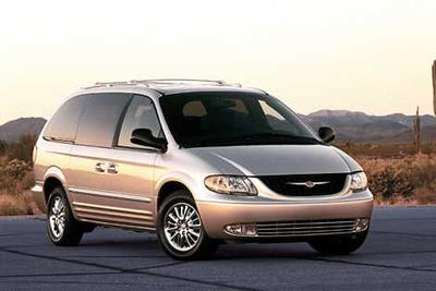 Used 2002 Chrysler Town & Country EL