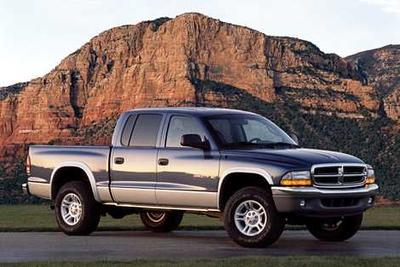 Used 2002 Dodge Dakota SLT
