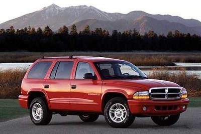 Used 2002 Dodge Durango SLT Plus