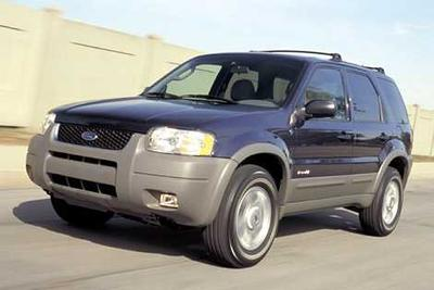 Used 2002 Ford Escape XLT