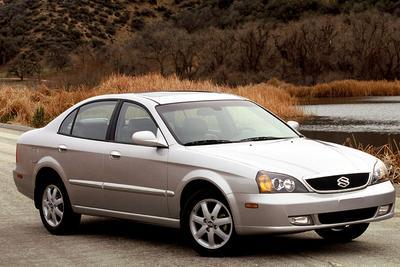 Used 2004 Suzuki Verona EX