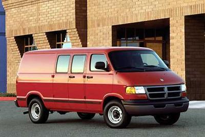 Used 2002 Dodge Ram Van 3500