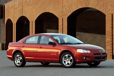 Used 2002 Dodge Stratus SE