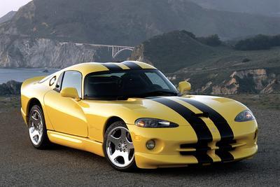 Used 2002 Dodge Viper GTS