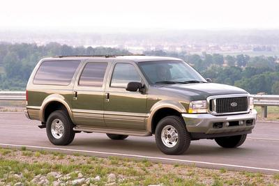 Used 2002 Ford Excursion XLT