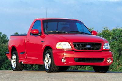Used 2002 Ford F150 SVT Lightning