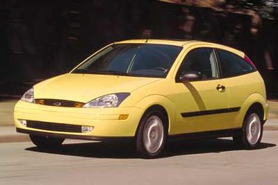 Used 2002 Ford Focus LX