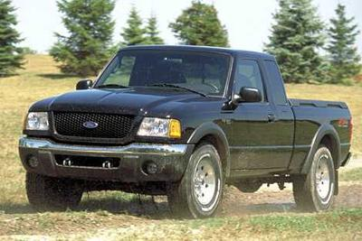 Used 2002 Ford Ranger Edge