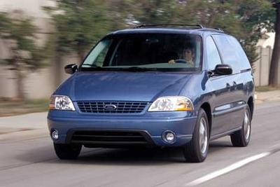Used 2002 Ford Windstar SEL