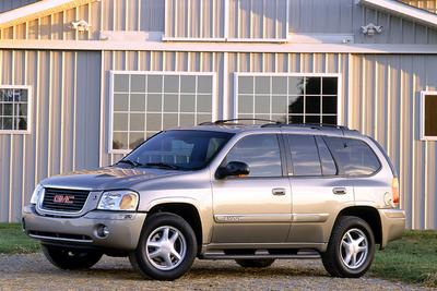 Used 2002 GMC Envoy SLE