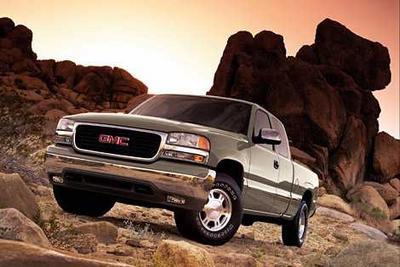 Used 2002 GMC Sierra 1500