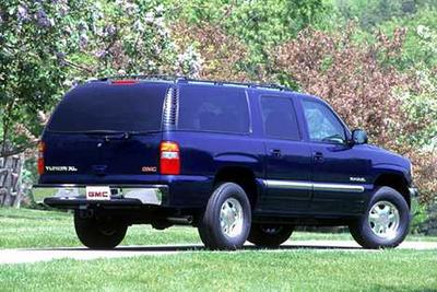 Used 2002 GMC Yukon XL Denali