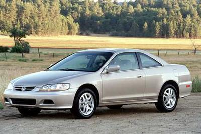Used 2002 Honda Accord EX