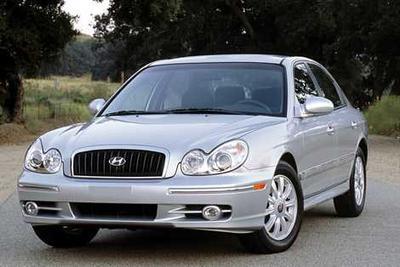 Used 2002 Hyundai Sonata