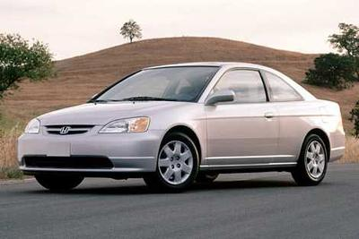 Used 2002 Honda Civic Si