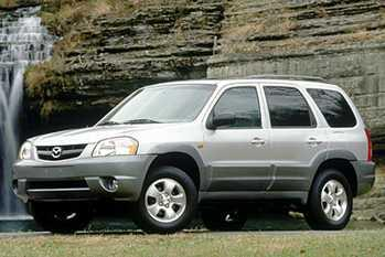 Used 2002 Mazda Tribute LX V6