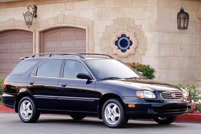 Used 2002 Suzuki Esteem