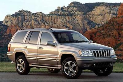 Used 2002 Jeep Grand Cherokee Sport
