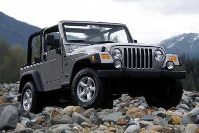 Used 2002 Jeep Wrangler Sport