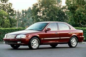 Used 2002 Kia Optima