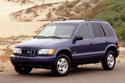 Used 2002 Kia Sportage 4DR AUTO 4WD