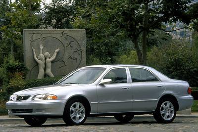 Used 2002 Mazda 626