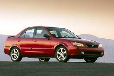 Used 2002 Mazda Protege DX