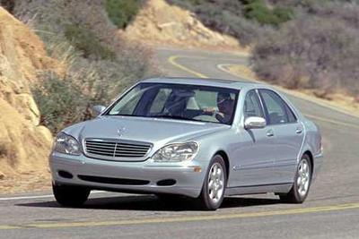 Used 2002 Mercedes-Benz  S500