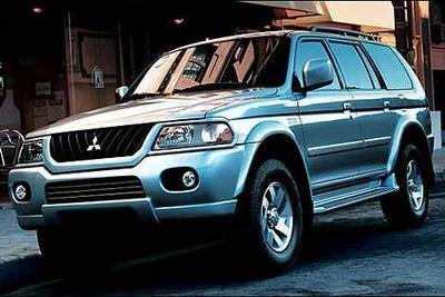 Used 2002 Mitsubishi Montero Sport LTD
