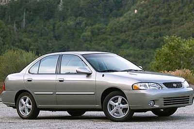 Used 2002 Nissan Sentra XE